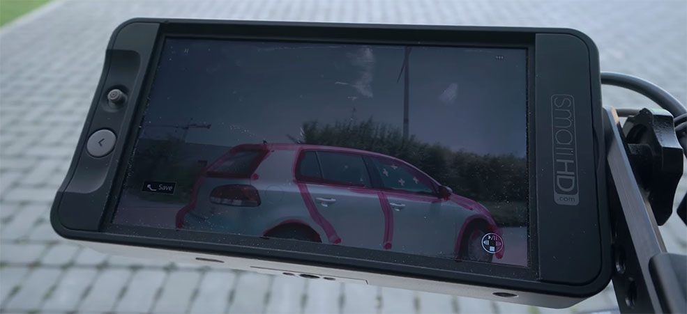How to Recreate an Iconic Car Chase Stunt in After Effects — Masking Tape