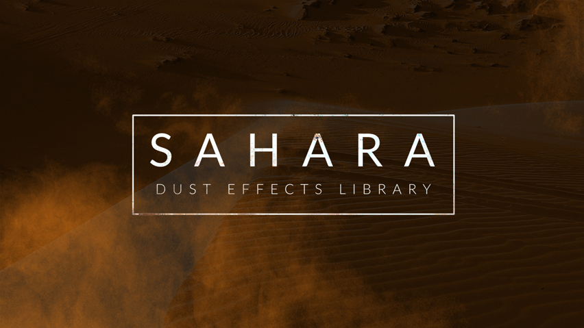 Sahara: 92 Sand and Dust Effects for Creative Video Projects