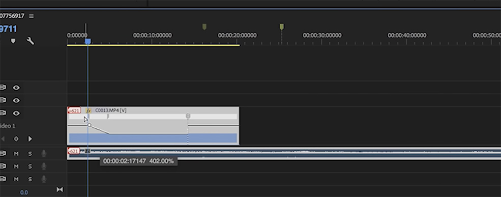 3 Ways to Adjust the Speed of Your Clip in Premiere Pro