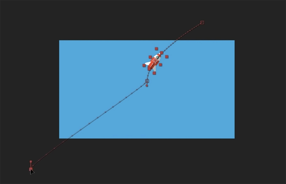 Create Smooth Graphics By Fine-Tuning Your Keyframes in AE — Motion Paths