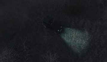 How to Create a Day for Night Scene with Drone Footage in After Effects