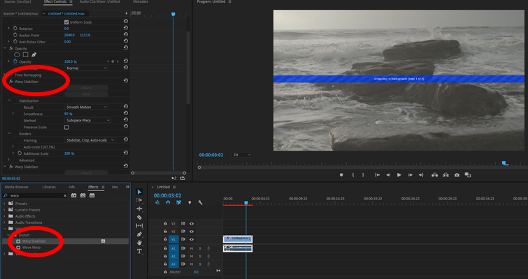 What's the Best Video Stabilization Software? Premiere