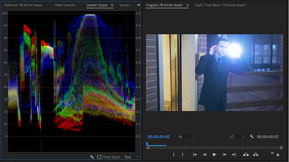 Post-Production Tip: What Your Scopes Are Trying to Tell You — Proper Exposure