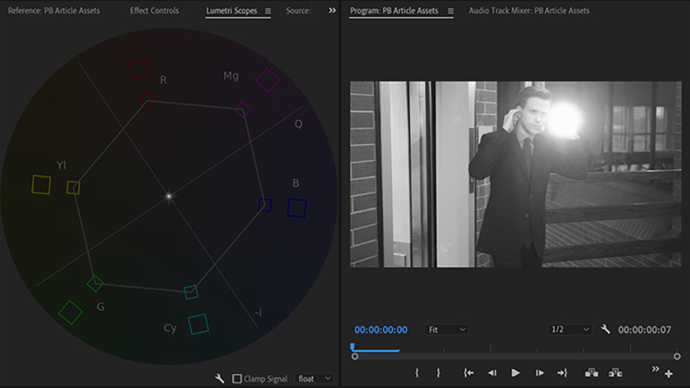 Post-Production Tip: What Your Scopes Are Trying to Tell You — Black and White Pixels