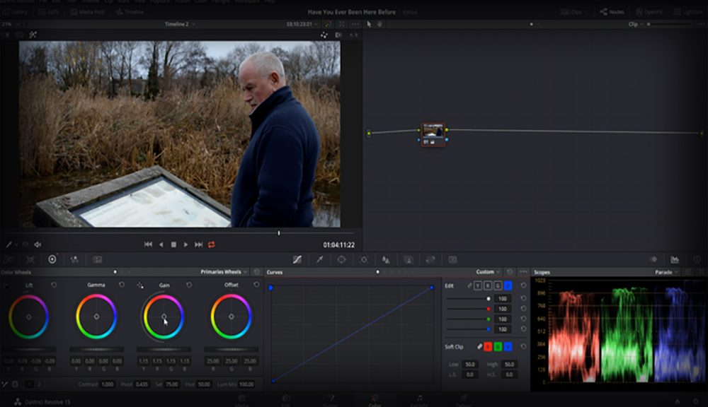 DaVinci Resolve Color Grading and Color Correction Walkthrough