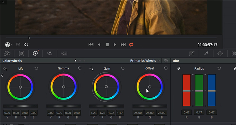 Video Tutorial: Using FilmConvert in DaVinci Resolve — Primary Color Wheels