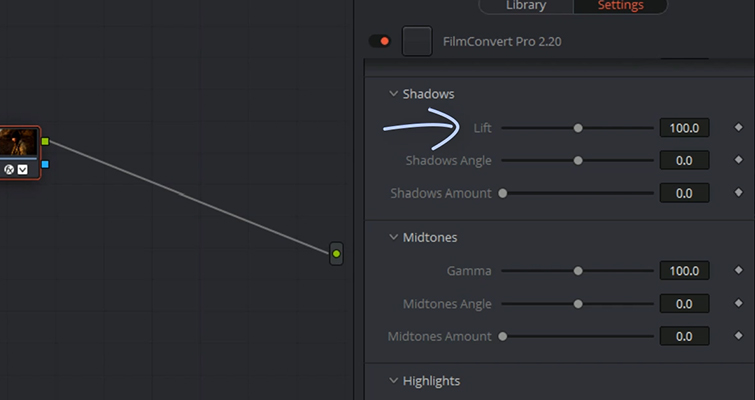 Video Tutorial: Using FilmConvert in DaVinci Resolve — Gamma, Lift, and Gain Sliders
