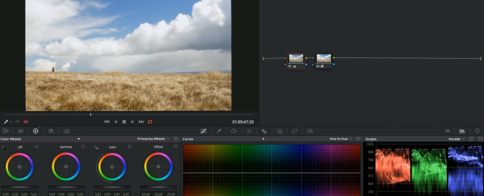 Get The Sicario Grade Look by Using HSL Curves — Highlights and Shadows