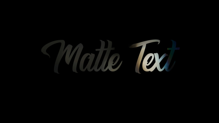Creative Uses for Bokeh Overlays + Free Prism Bokeh Pack — Matte Text