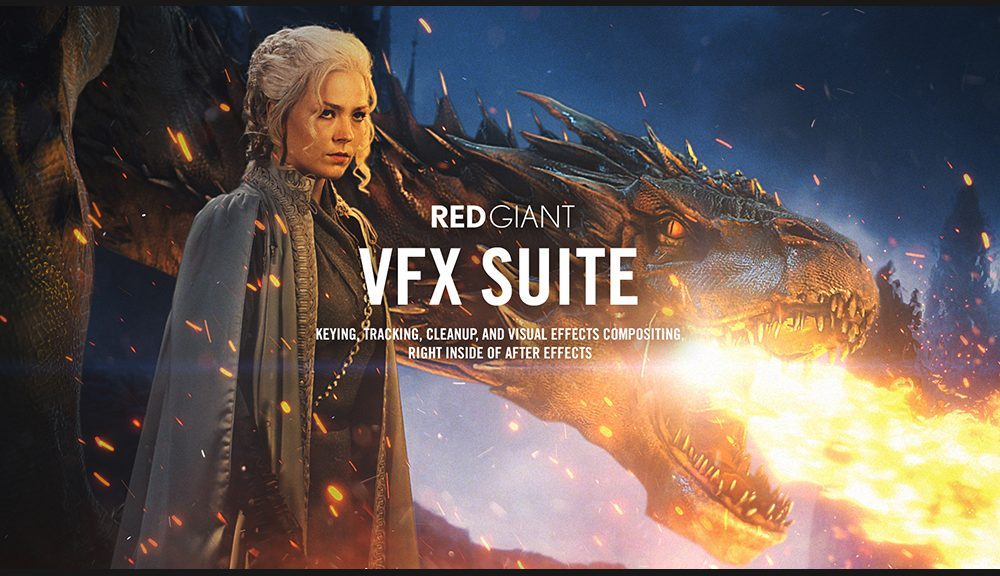 Red Giant Releases Their New VFX Suite for After Effects