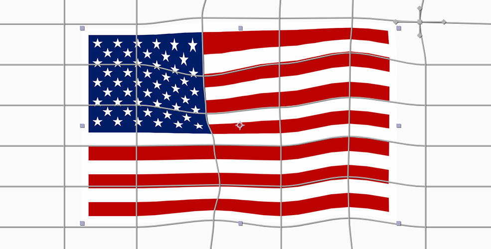 3 Ways to Make a Waving Flag Animation in After Effects — Distort Tools