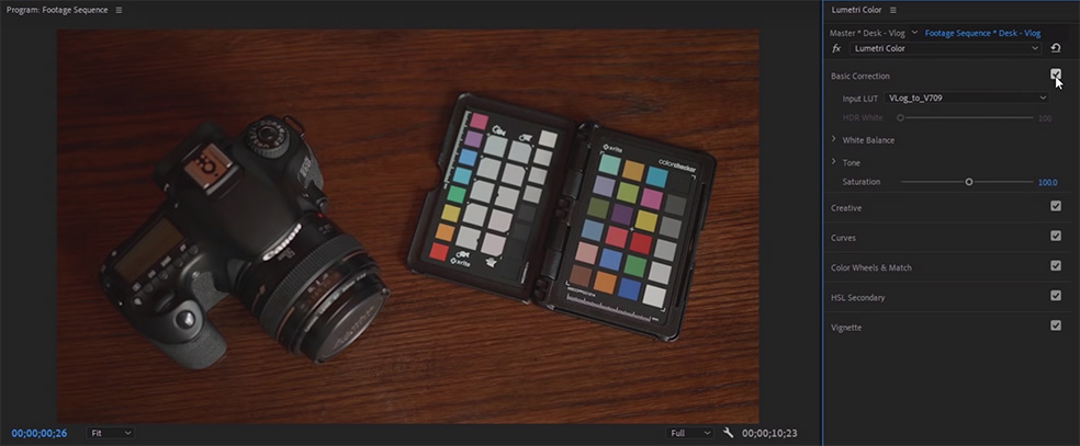 How to Get the Most Out Of Your LUTs in Premiere Pro — Corrective and Creative LUTs