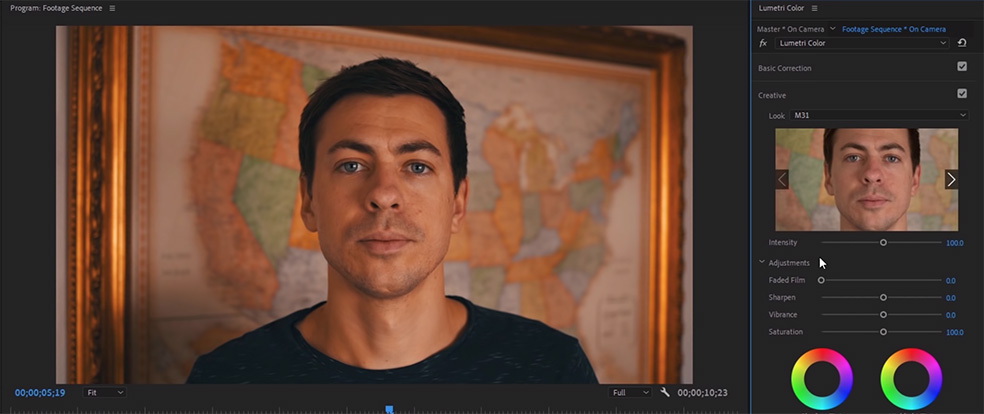 How to Get the Most Out Of Your LUTs in Premiere Pro — Better Results
