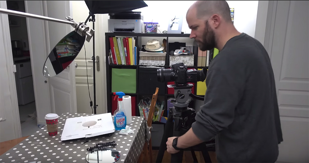 5 Easy Ways to Use Mirrors in Your Videos — Replacing an Overhead Rig