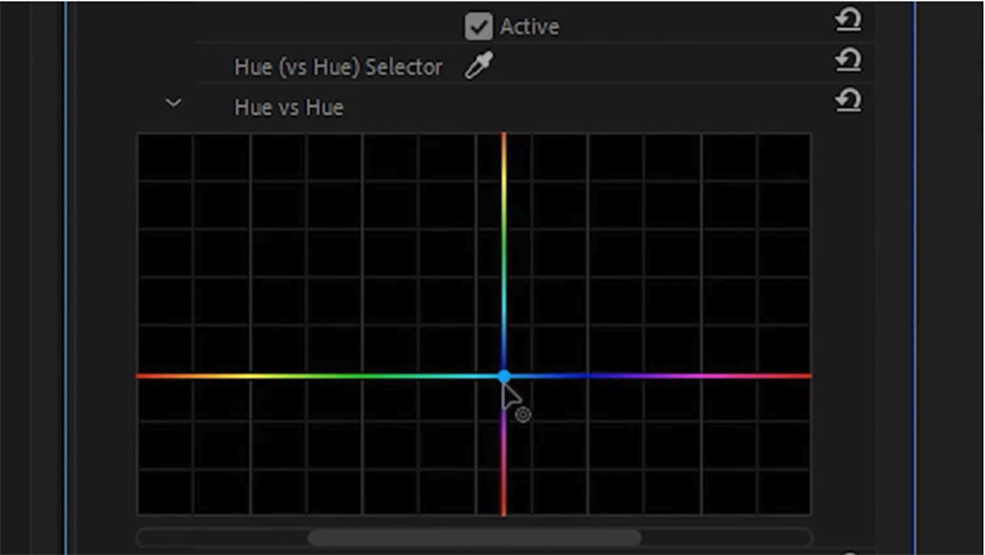 Changing Colors in your Footage inside of Premiere Pro — Hue vs Hue