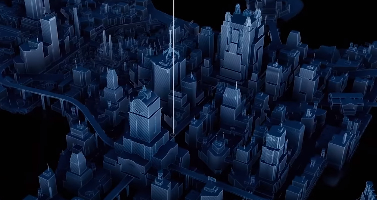 Geometric Maps in Arkham