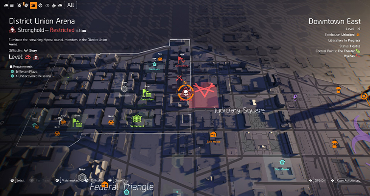 Immersive 3D Video Game Maps in Gameplay