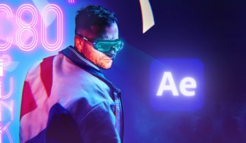 Cyberpunk After Effects Plugins - Cover Image