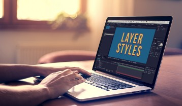 Layer Styles in After Effects Featured Image