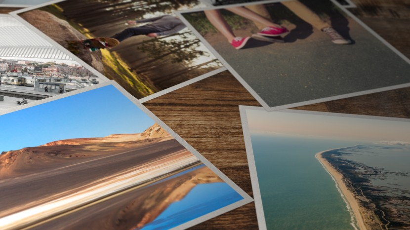 RS1016 | After Effects Template | Photo Prints Video Slideshow