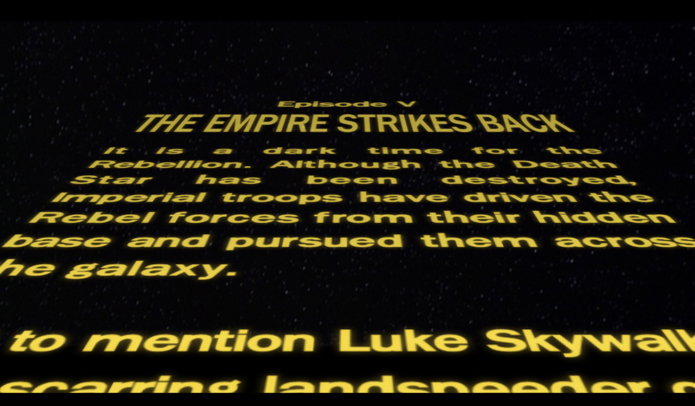 Star Wars Rolling Titles Featured Image