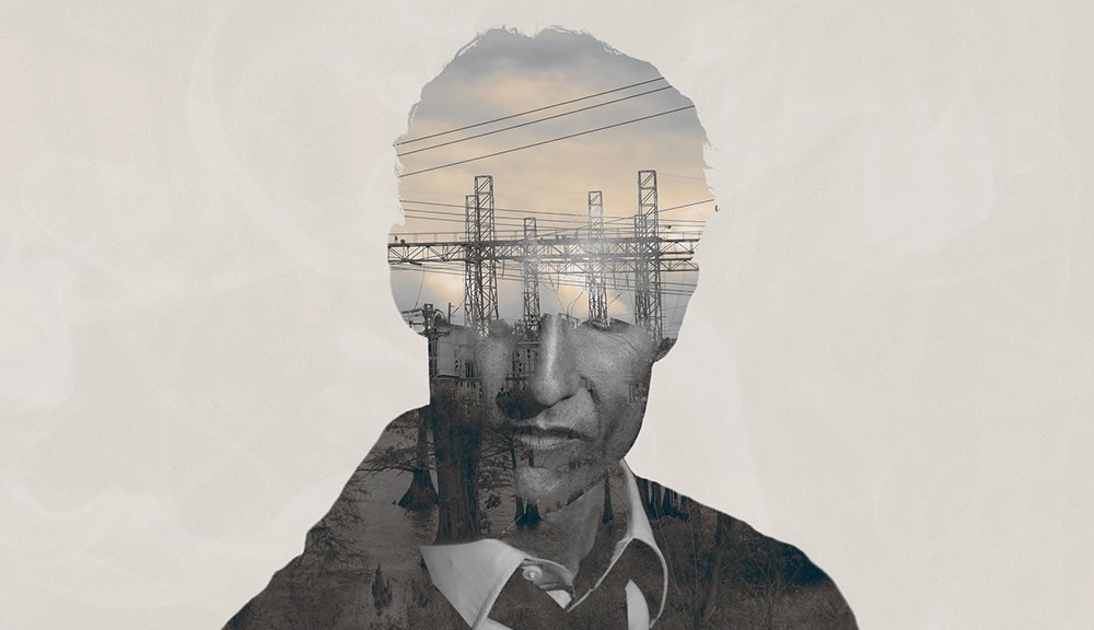 True Detective Opening Cover