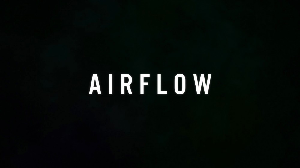 Airflow: Particle Logo Reveal - After Effects Template
