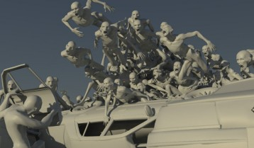crowd VFX
