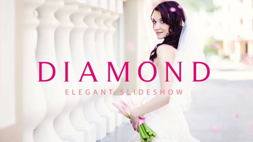 diamond-after-effects-template-slideshow-3 | After Effects Template | Elegant Slideshow