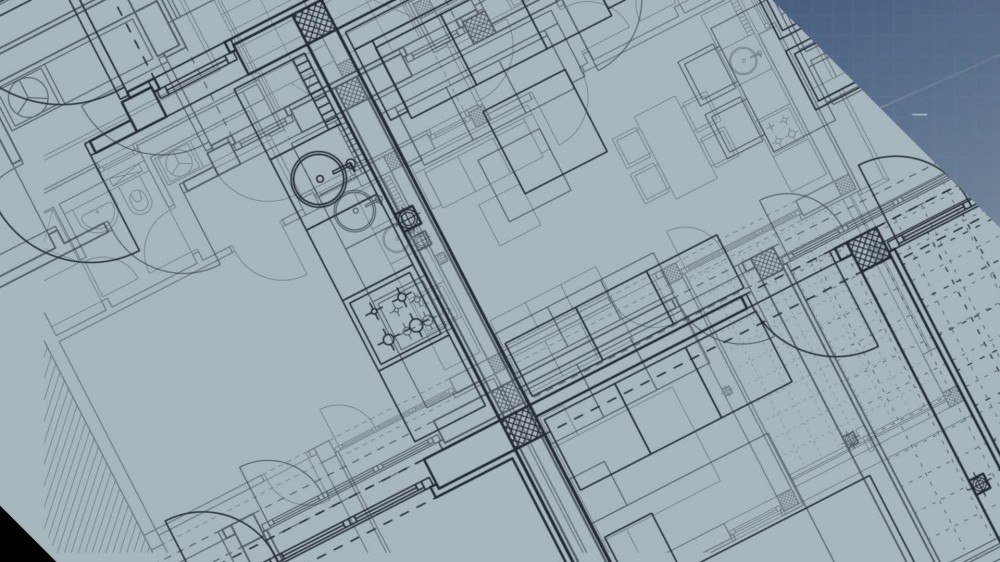Esquisse architecture graphics pack after effects template for Esquisse architecture