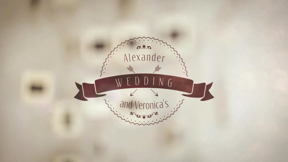 portrait craft wedding slideshow after effects template