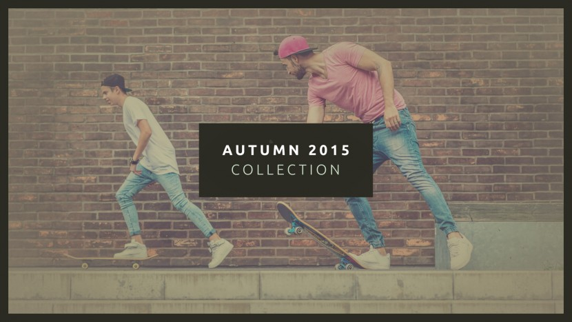 poster-decorum | After Effects Template | Hipster Title Sequence