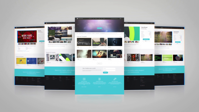 vlcsnap-2015-08-31-12h06m56s667 | After Effects Template | Website Promo